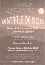 """""""Sentrale de note"""" la marcia di Zugliano"""