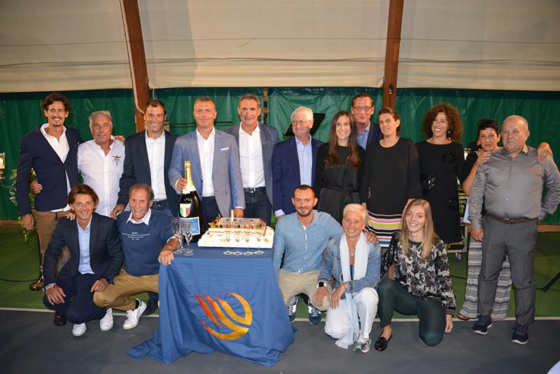La grande squadra di Tennis Comunali Vicenza