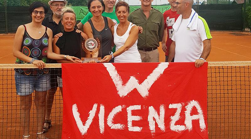 Il team Viva Vicenza