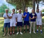 Tennis Comunali festeggia il suo primo scudetto