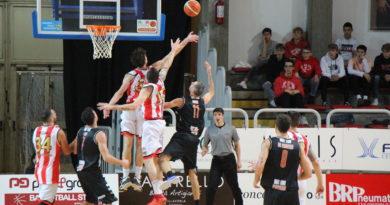 La Tramarossa perde a testa altissima contro Cesena 71-75
