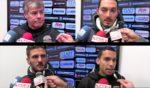 Le interviste del dopo Feralpisalò – Serena, Bianchi, Mantovani e Vita [VIDEO]
