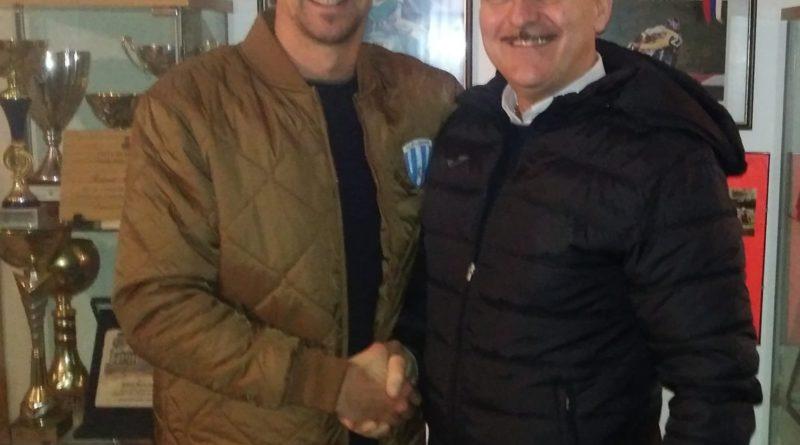 Fissore firma con il Valdagno Vicenza