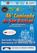 46° Caminada de San Bastian a Cornedo