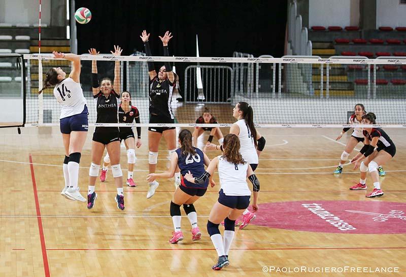 campionato Fipav provinciale Vicenza under 16 donne