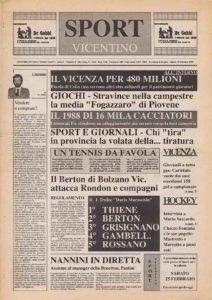 N° 4 - 18 febbraio 1989