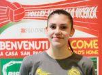 Volley San Paolo ancora in azzurro con Elisa Dalla Pozza