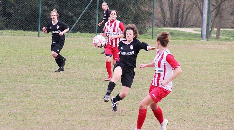 Vicenza calcio femminile Fiamma Monza