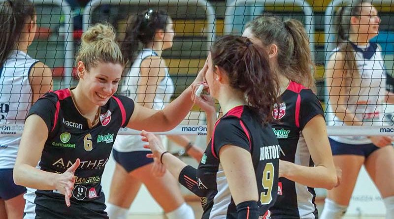 Jasmine Rossini Anthea Volley Vicenza
