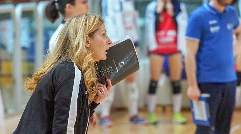 Mariella Cavallaro Anthea Volley Vicenza