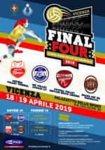 Giovedì 18 e venerdì 19 aprile la Coppa Italia di serie B1