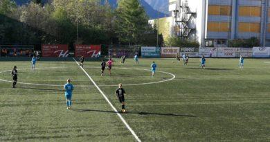 Vicenza Calcio Femminile: Biancorosse brave a metà, Pomi illlude, poi il Brixen rimonta e vince 3-1