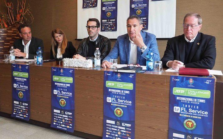 Dal 27 maggio Trofeo FL Service al Tennis Palladio 98 a Vicenza
