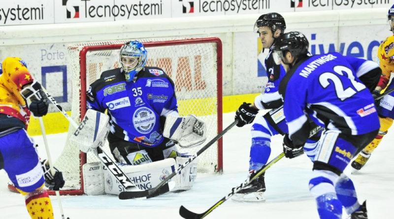 Gianluca Vallini nuovo goalie della Migross Asiago