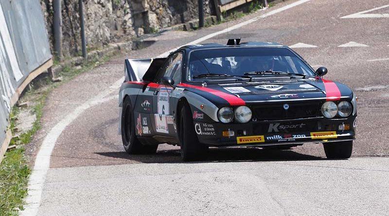Rally Campagnolo Battistolli Cazzaro Lancia 037