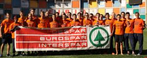 AV Despar Campione d'Europa U20