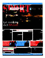 La prima pagina di SPORT in edicola venerdì 4 marzo