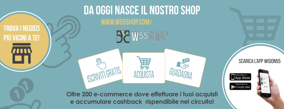 W55 SHOP – SPORTQUOTIDIANO