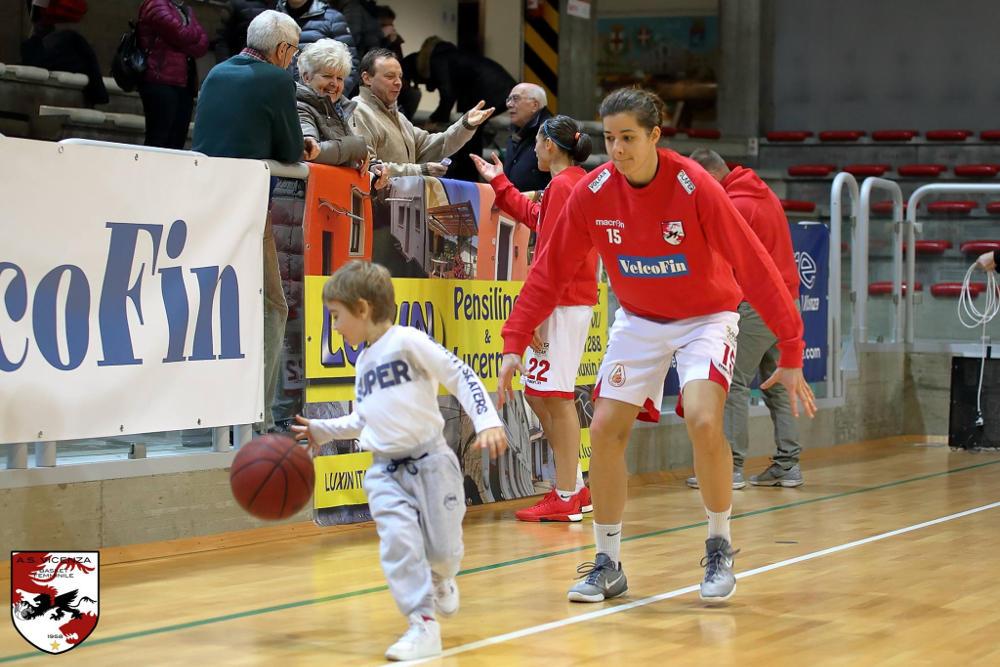 Velcofin Vicenza Milano Serie A2 Basket 2015 2016