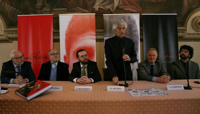 Gianni Rivera a Vicenza: la fotogallery