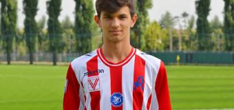 Vicenza, Anzolin convocato con la Nazionale Under 16