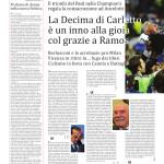 Lettera a Gianmauro e il Pagellone