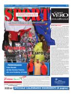 La prima pagina di SPORT in edicola venerdì 19 febbraio