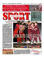 Prima Pagina Sport Quotidiano 12 dicembre 2014
