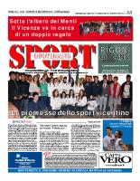 Prima Pagina Sport Quotidiano 19 dicembre 2014
