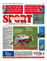 Prima Pagina Sport Quotidiano 7 novembre 2014
