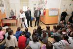 Vicenza Città Europea dello Sport, targa alla scuola Cabianca