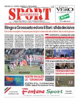 N.7 – prima Pagina SportQuotidiano del 1 Marzo 2013