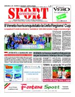 N.26 – Prima Pagina SportQuotidiano del 12 luglio 2013