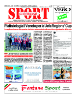 N.27 – Prima Pagina SportQuotidiano del 19 Luglio 2013