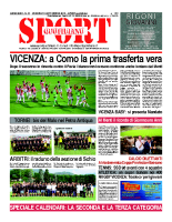 N.31 – Prima Pagina SportQuotidiano del 06 settembre 2013