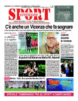 N.34 – Prima Pagina SportQuotidiano del 27 settembre 2013