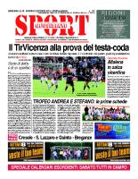 N.35 – Prima Pagina SportQuotidiano del 06 ottobre 2013