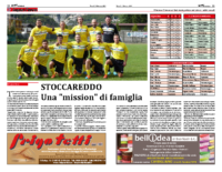 GIRONE F – STOCCAREDDO  (13/01/2017)