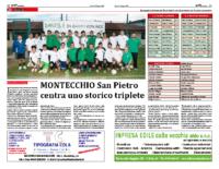 GIRONE A – MONTECCHIO SAN PIETRO (05/05/2017)