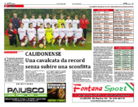 GIRONE D – CALIDONENSE (05/05/2017)