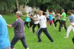 Ginnastica a parco Querini, lezioni gratuite fino al 10 settembre