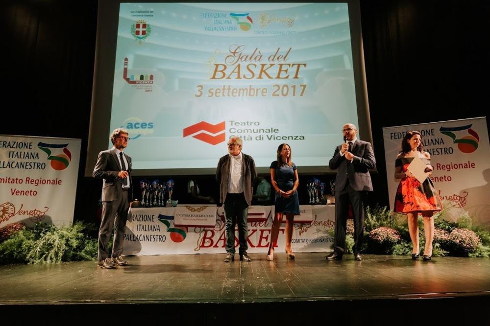 Calendario Marce Vicenza.Il Basket Veneto In Passerella A Vicenza Tutti I Premiati