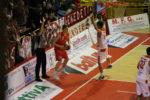 Basket Serie B Maschile, Vicenza coi cerotti cade a Cento 83-51