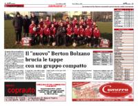GIRONE F – Berton Bolzano