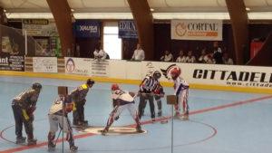 hockey inline diavoli biancorossi vicenza