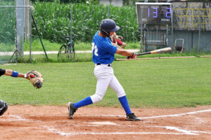 Lo swing di Elia Mutterle