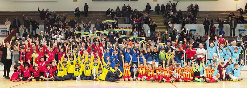 Champions Leguea Pulcini @sportvicentino