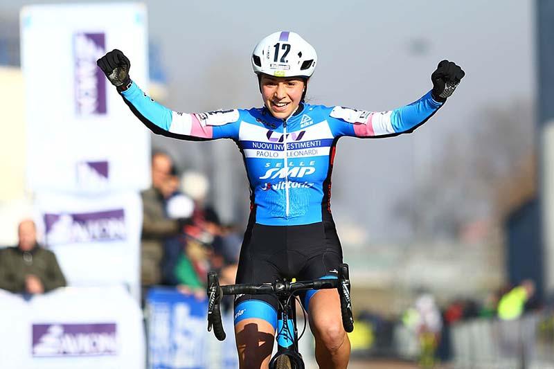Sara Casasola conquista il titolo Donne U23