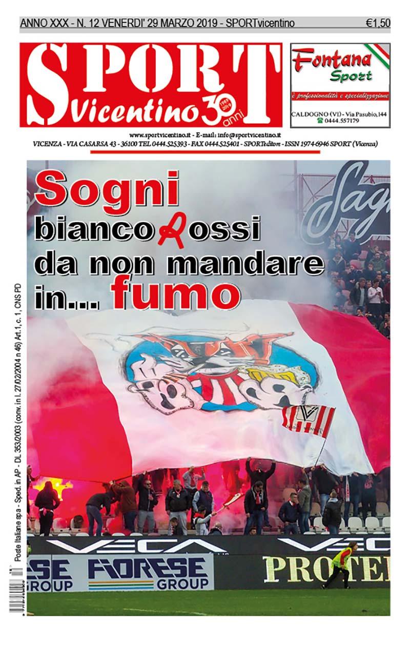La prima pagina in edicola venerdì 29 marzo
