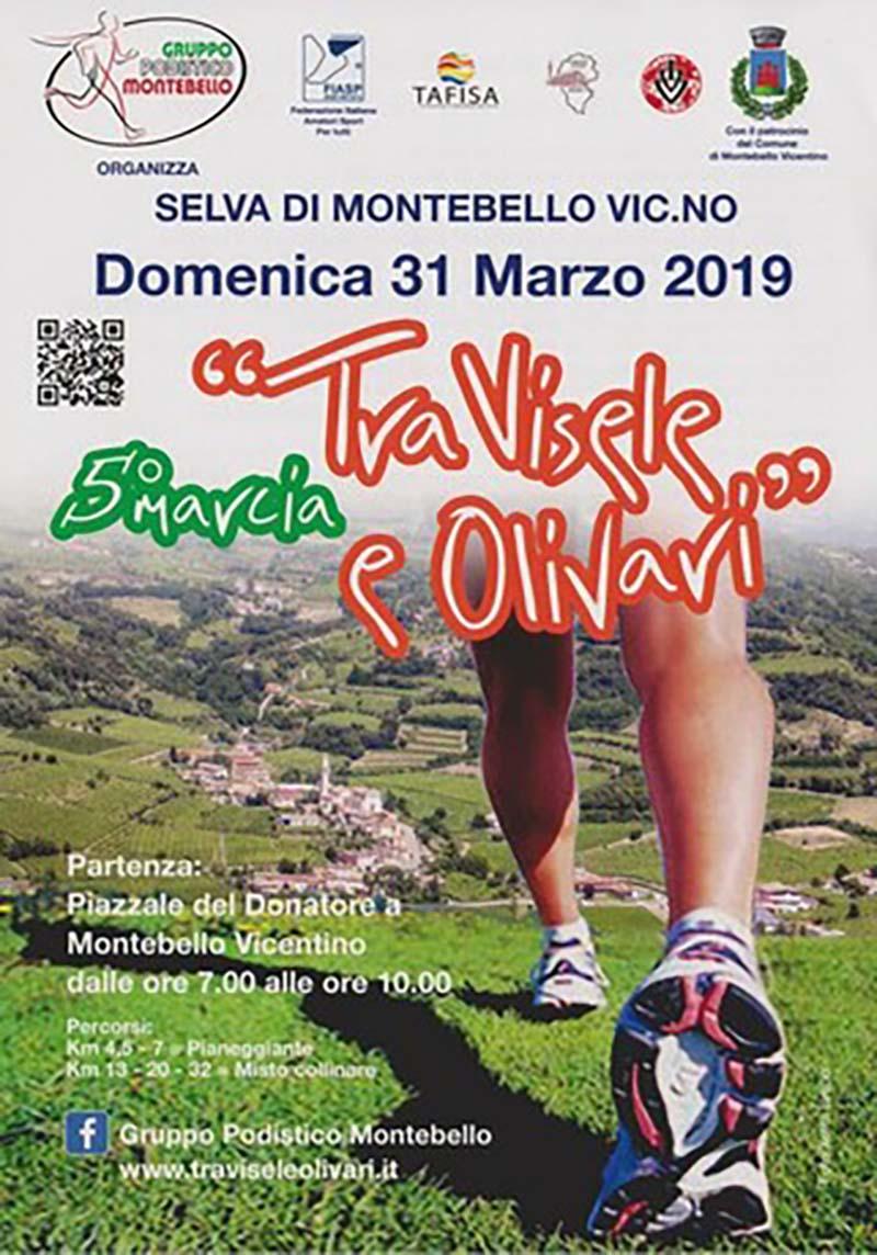 marcia motebello tra visele e olivari 31 marzo 2019
